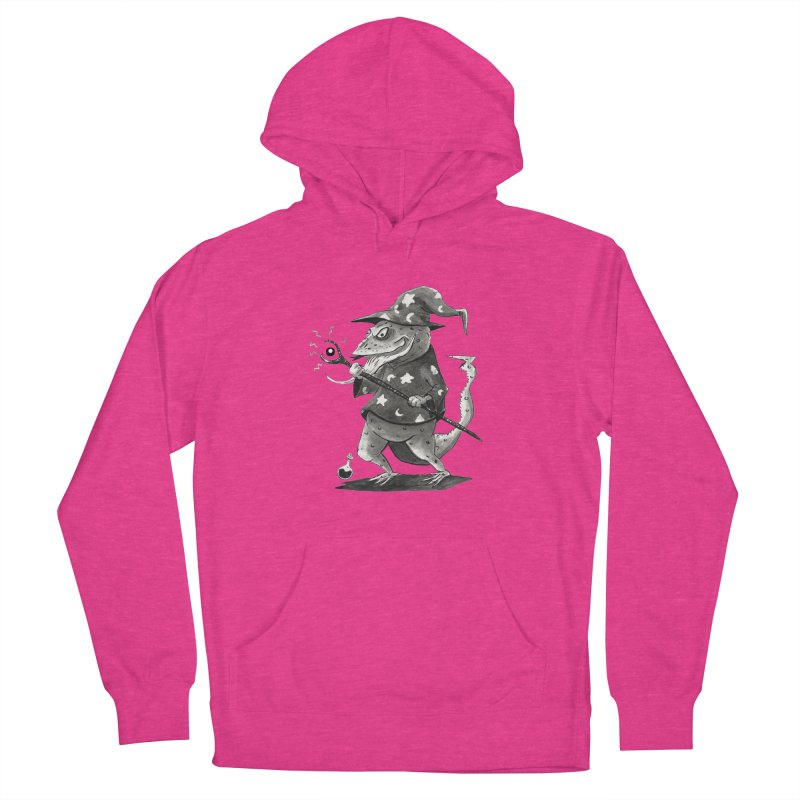 Wizard Lizard Women's Pullover Hoody by tjjudgeillustration's Artist Shop