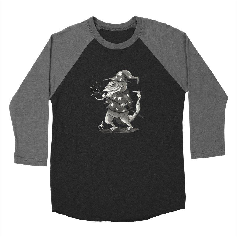 Wizard Lizard Men's Longsleeve T-Shirt by tjjudgeillustration's Artist Shop