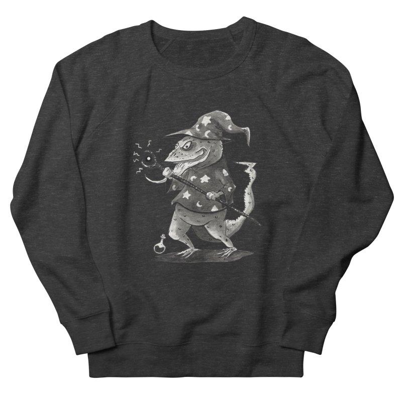 Wizard Lizard Women's Sweatshirt by tjjudgeillustration's Artist Shop