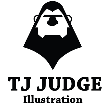 tjjudgeillustration's Artist Shop Logo