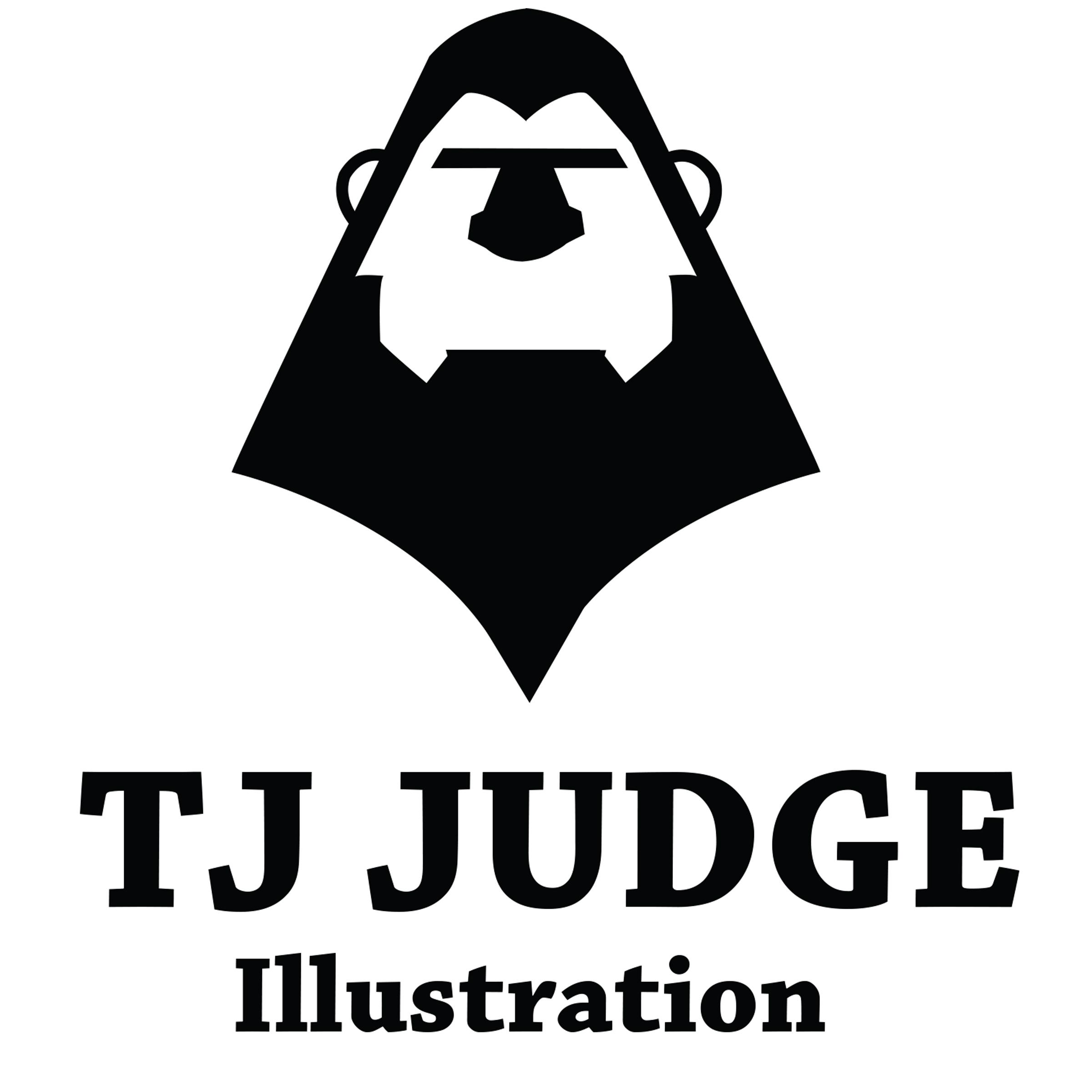 tjjudgeillustration's Artist Shop Logo