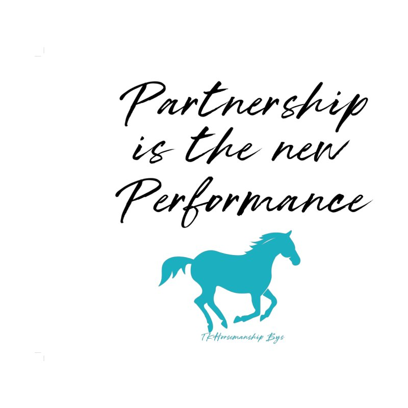 TKH Partnership is the new performance Kids Toddler Pullover Hoody by tkhorsemanship's Artist Shop