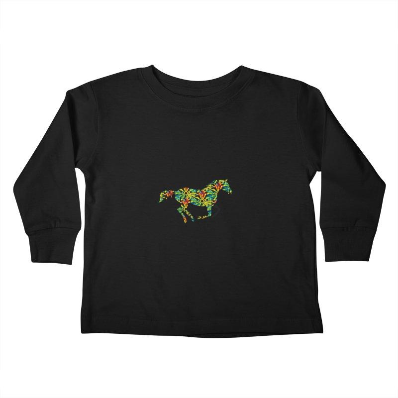 What's my Discipline? Kindness TKH Kids Toddler Longsleeve T-Shirt by tkhorsemanship's Artist Shop