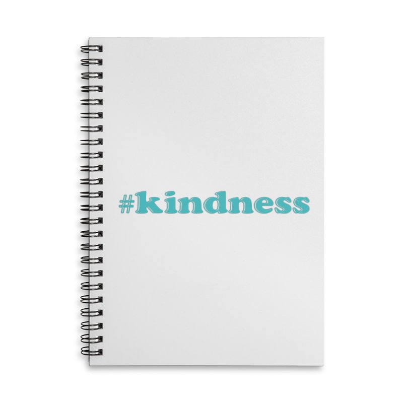 Kindness TKH Accessories Notebook by tkhorsemanship's Artist Shop