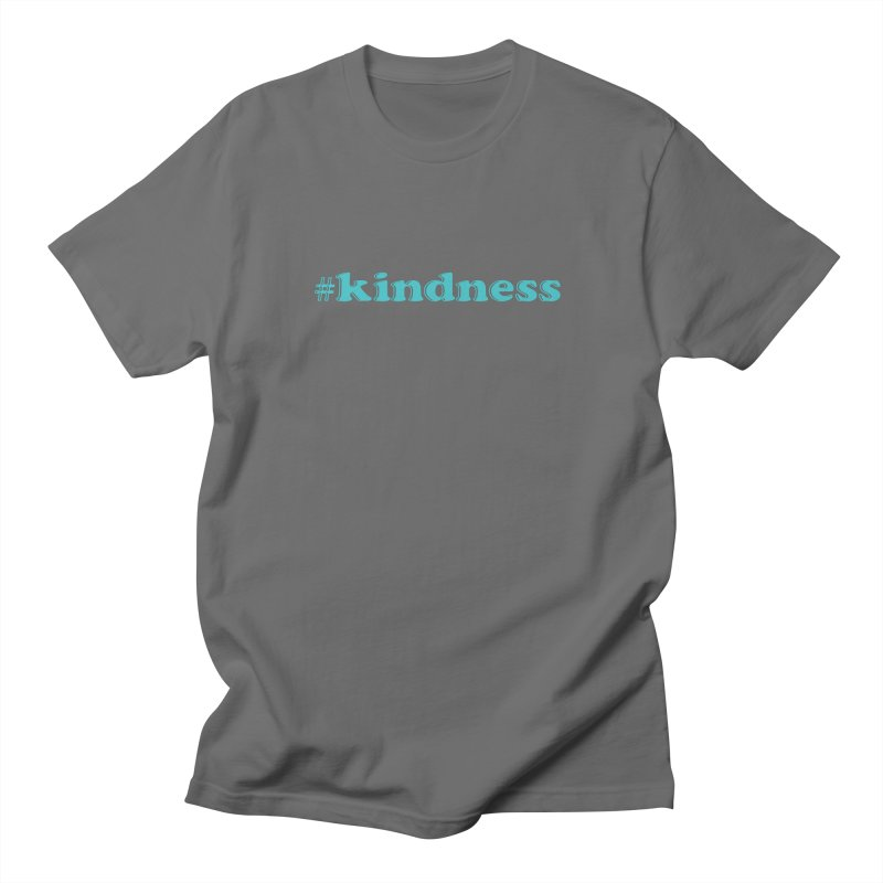 Kindness TKH Men's T-Shirt by tkhorsemanship's Artist Shop