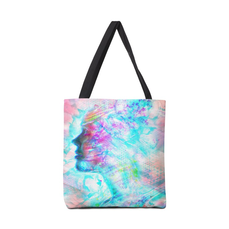 Artistic - XXIII - Find Your Way Accessories Bag by Art Design Works