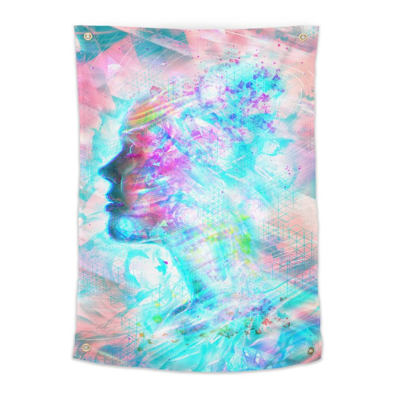 Artistic - XXIII - Find Your Way in Tapestry by Abstract designs