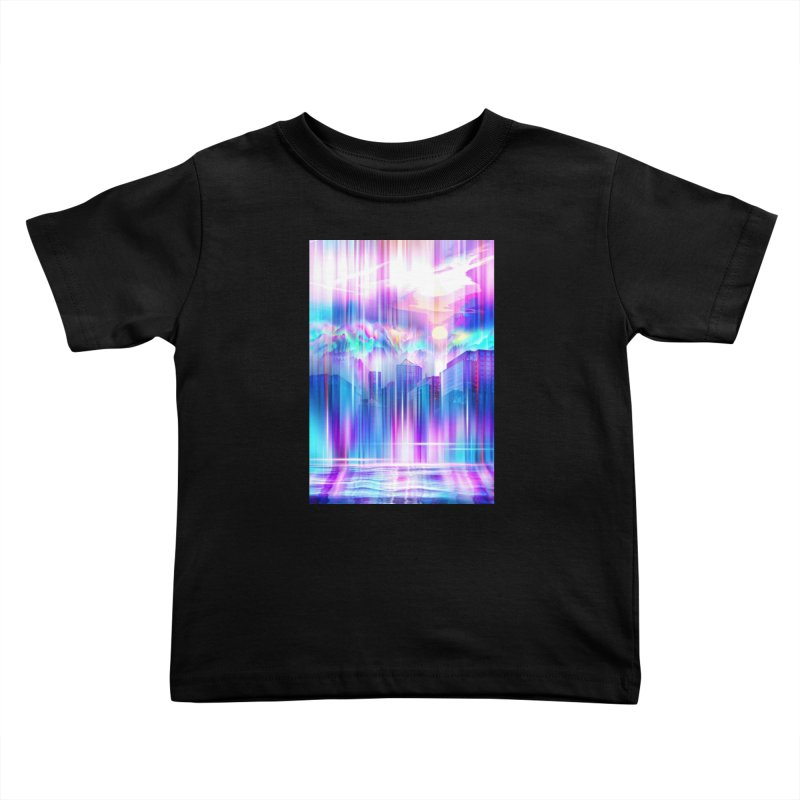 Artistic - XXIV - Without Limits Kids Toddler T-Shirt by Abstract designs