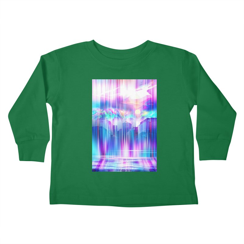 Artistic - XXIV - Without Limits Kids Toddler Longsleeve T-Shirt by Abstract designs