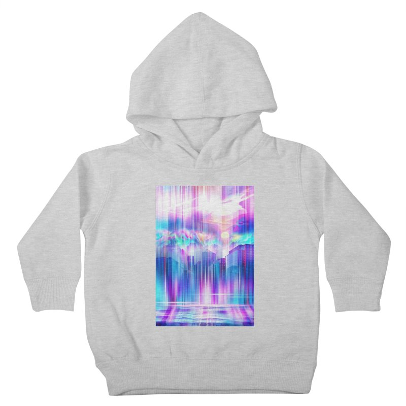 Artistic - XXIV - Without Limits Kids Toddler Pullover Hoody by Abstract designs