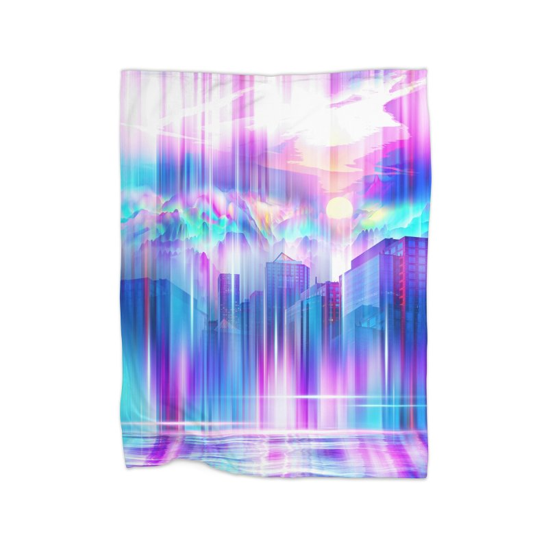 Artistic - XXIV - Without Limits Home Blanket by Abstract designs