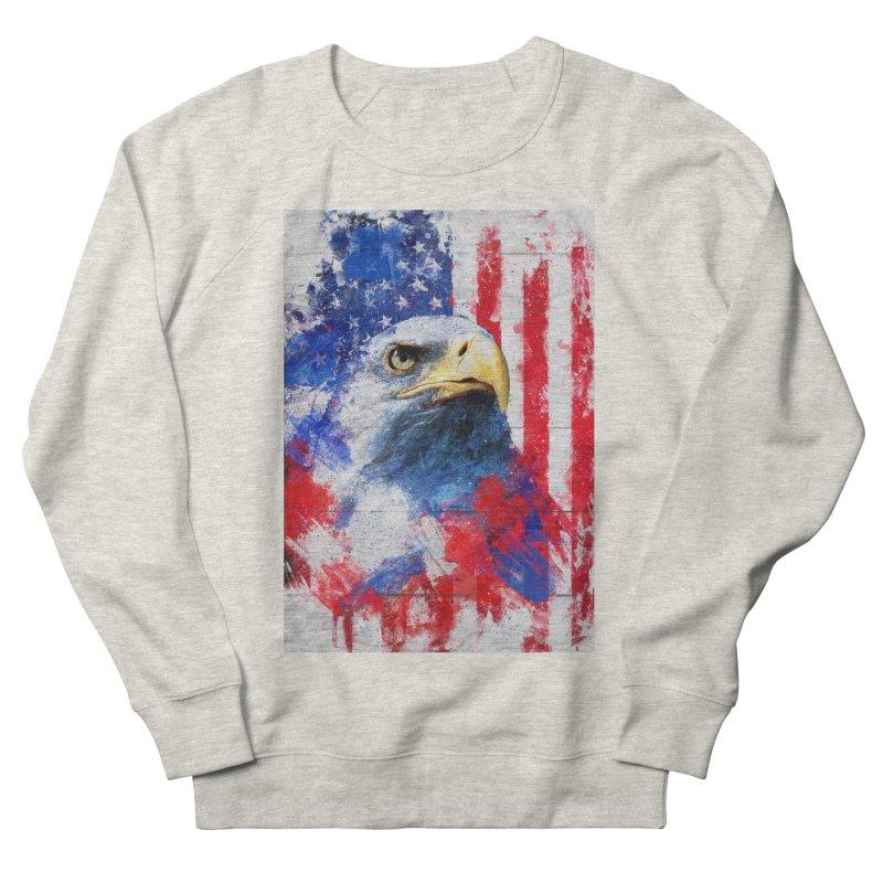 Artistic XLIII - American Pride Women's Sweatshirt by Art Design Works