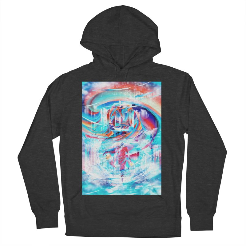 Artistic LXIV - Transcendence Women's Pullover Hoody by Abstract designs