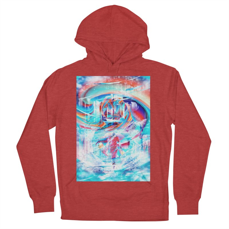 Artistic LXIV - Transcendence Men's Pullover Hoody by Abstract designs