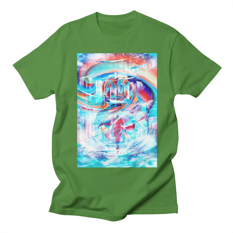 Artistic LXIV - Transcendence Women's Unisex T-Shirt by Abstract designs