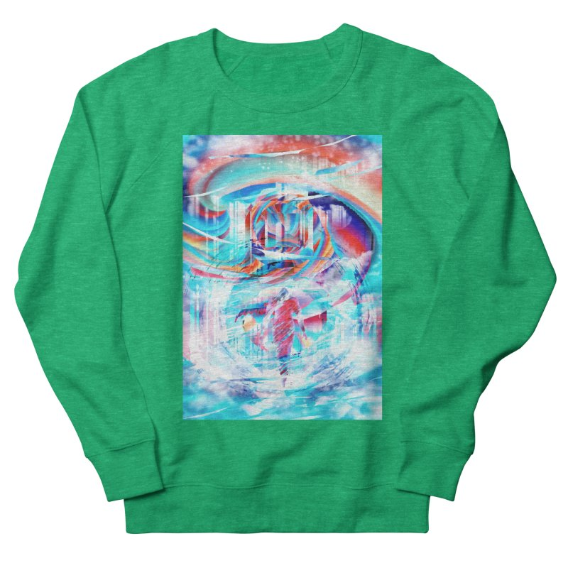 Artistic LXIV - Transcendence Women's Sweatshirt by Abstract designs