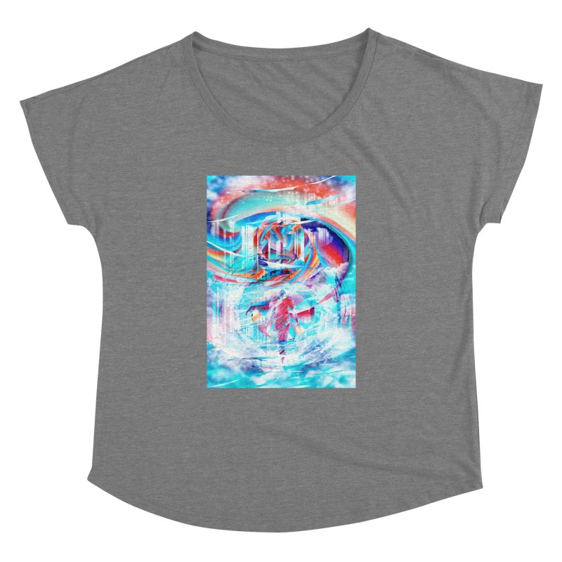 Artistic LXIV - Transcendence Women's Dolman by Abstract designs