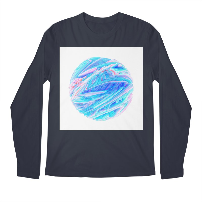 Chaos V Men's Longsleeve T-Shirt by Abstract designs
