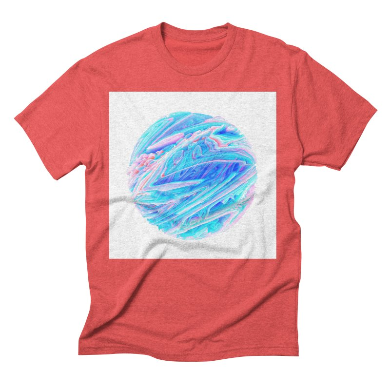 Chaos V Men's Triblend T-Shirt by Abstract designs