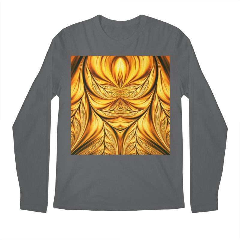Fractal Art XIX Men's Longsleeve T-Shirt by Abstract designs