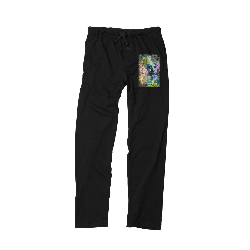 Artistic OI - Albert Einstein II Women's Lounge Pants by Abstract designs