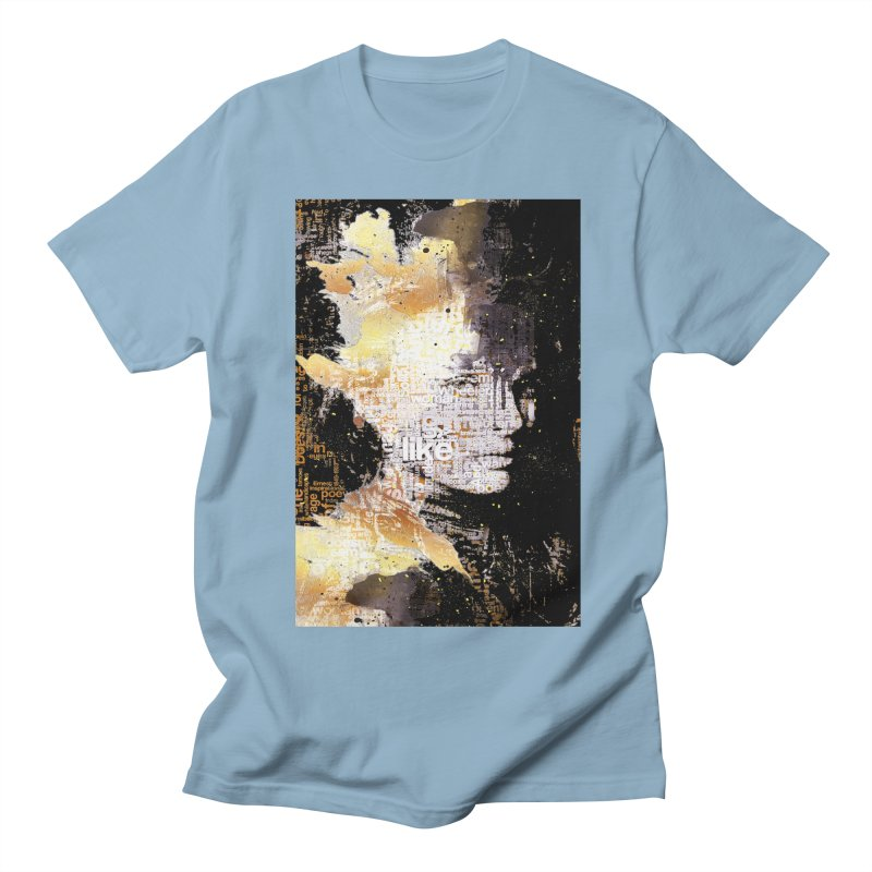 Typo face Women's Unisex T-Shirt by Abstract designs