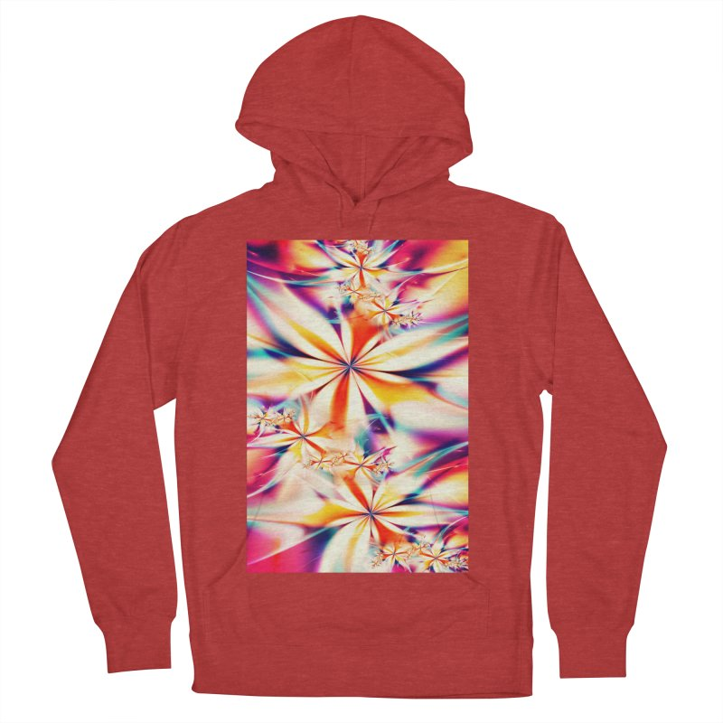 Fractal Art XX Women's Pullover Hoody by Abstract designs