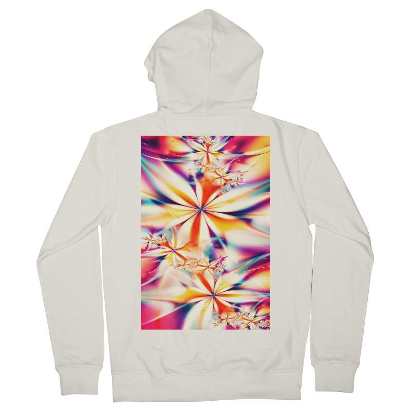 Fractal Art XX Women's Zip-Up Hoody by Abstract designs