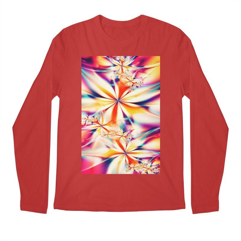 Fractal Art XX Men's Longsleeve T-Shirt by Abstract designs
