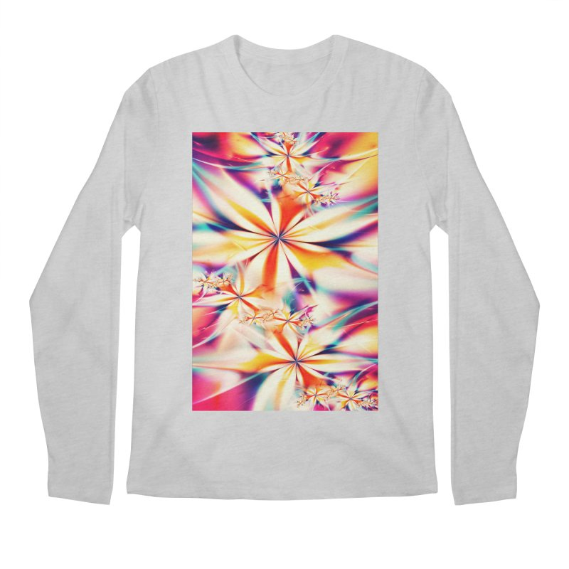 Fractal Art XX Men's Longsleeve T-Shirt by Abstract designs
