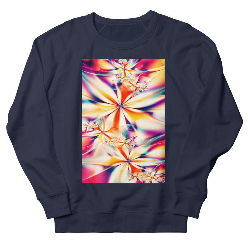 Fractal Art XX Men's Sweatshirt by Abstract designs