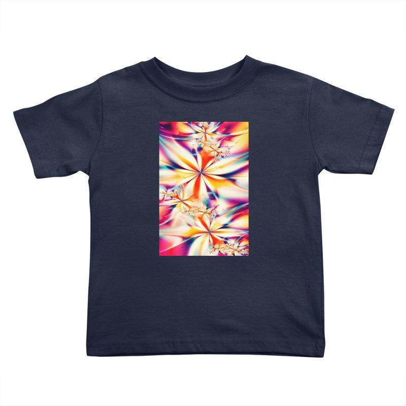 Fractal Art XX Kids Toddler T-Shirt by Abstract designs