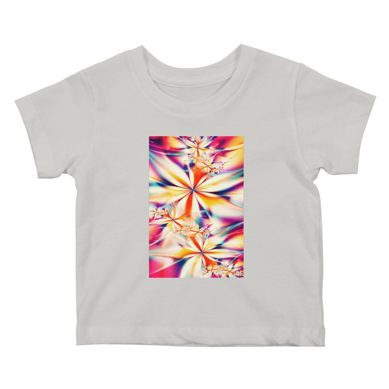 Fractal Art XX Kids Baby T-Shirt by Abstract designs