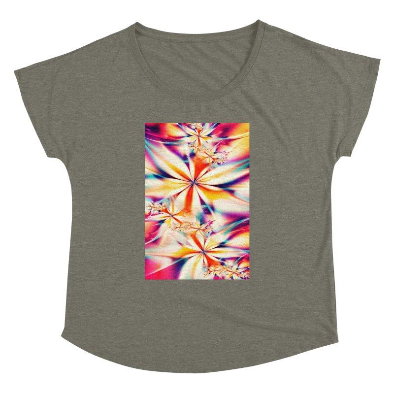 Fractal Art XX Women's Dolman by Abstract designs