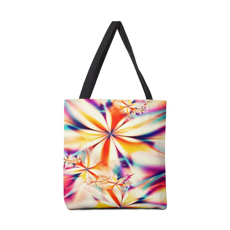 Fractal Art XX Accessories Bag by Abstract designs