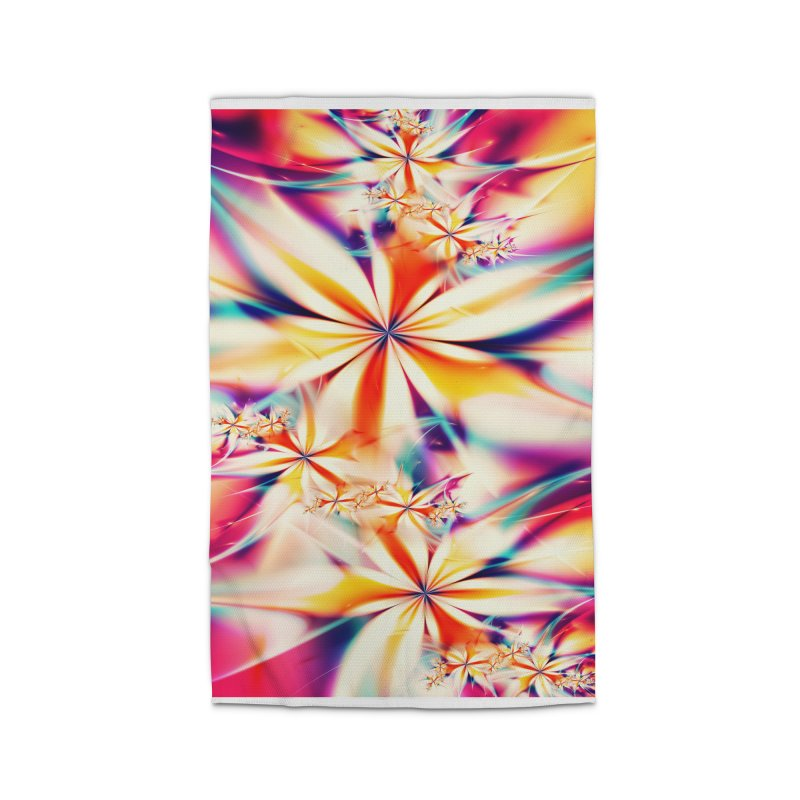 Fractal Art XX Home Rug by Abstract designs
