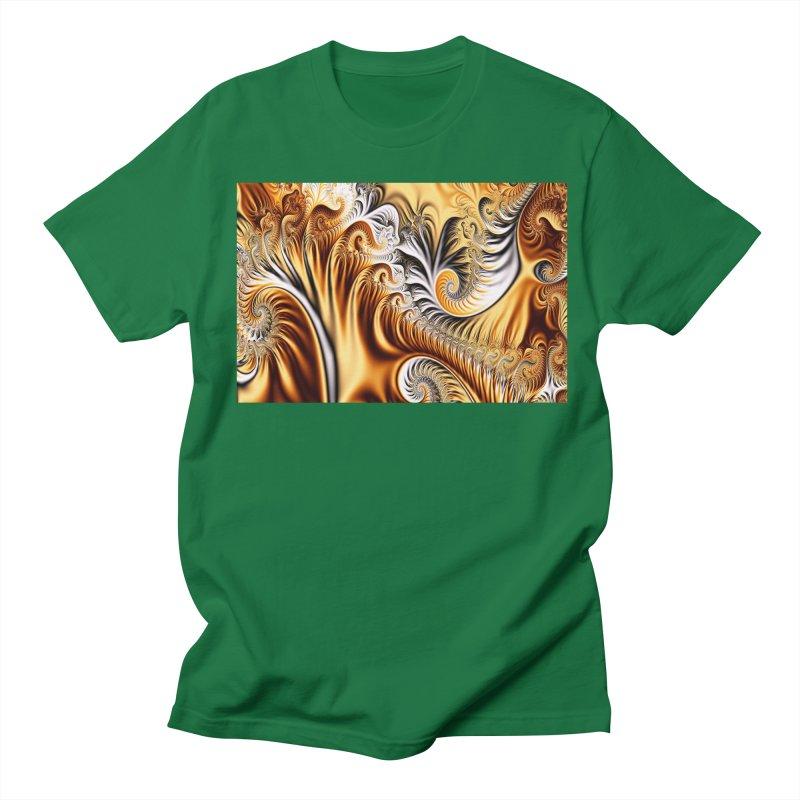 Fractal Art XXXIV Women's Unisex T-Shirt by Abstract designs