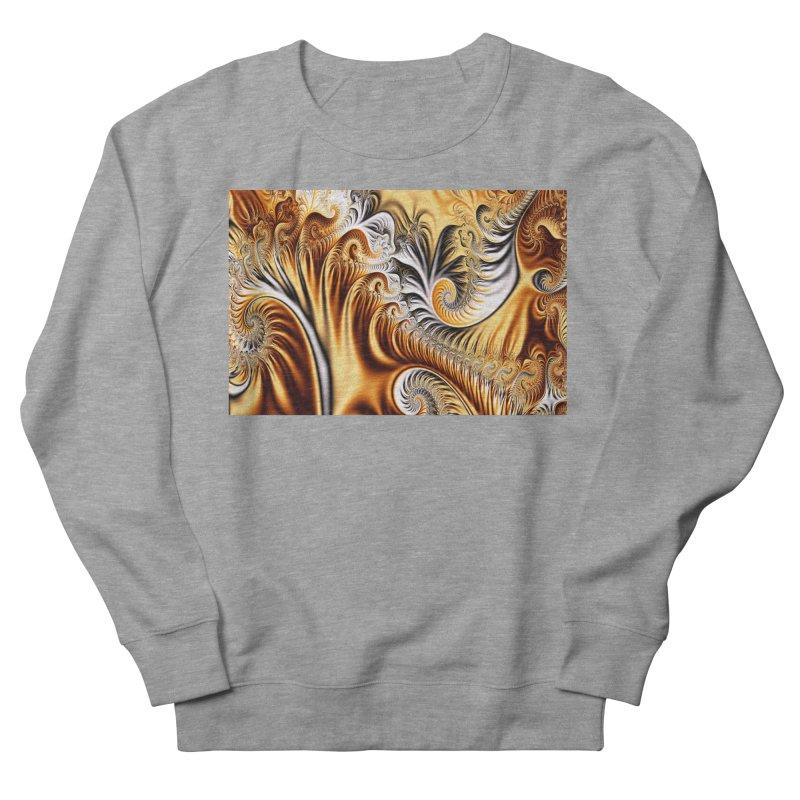 Fractal Art XXXIV Women's Sweatshirt by Abstract designs