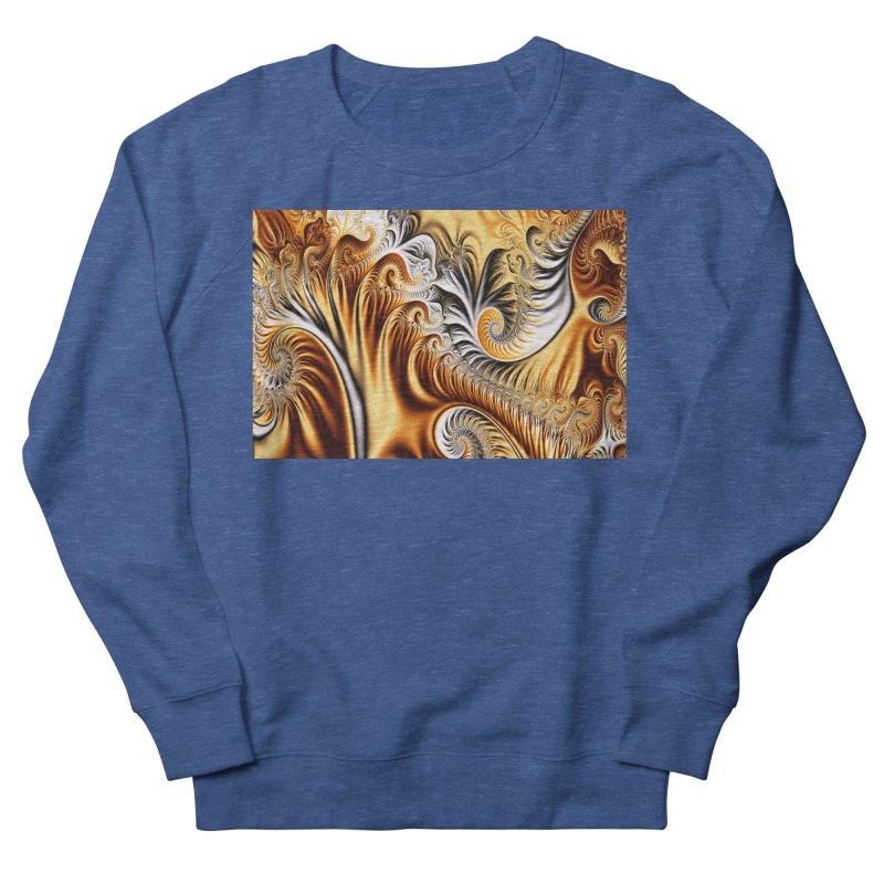 Fractal Art XXXIV Men's Sweatshirt by Abstract designs