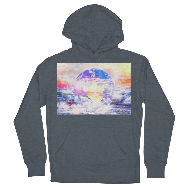 Artistic - XXII - Love is happiness Men's Pullover Hoody by Abstract designs