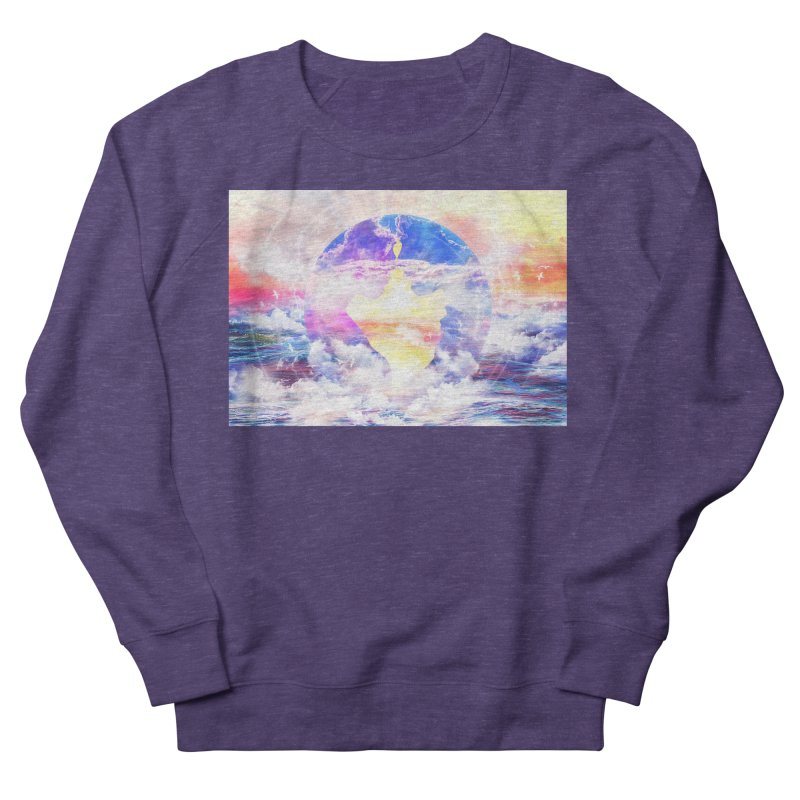 Artistic - XXII - Love is happiness Women's Sweatshirt by Abstract designs