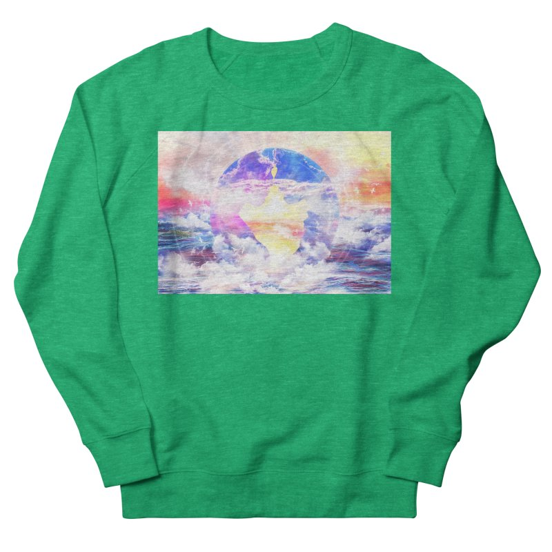 Artistic - XXII - Love is happiness Men's Sweatshirt by Abstract designs