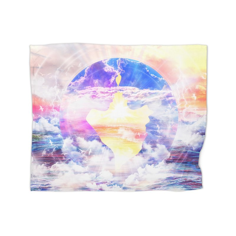 Artistic - XXII - Love is happiness Home Blanket by Abstract designs