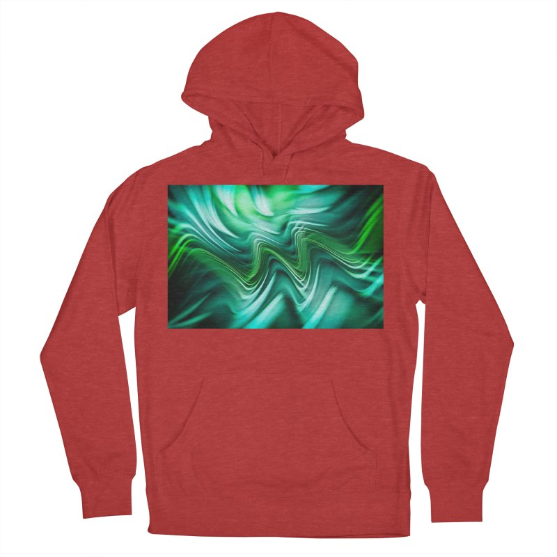 Fractal Art XXXV Women's Pullover Hoody by Abstract designs