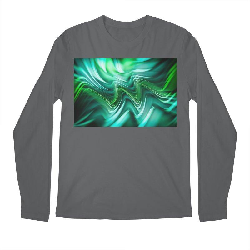 Fractal Art XXXV Men's Longsleeve T-Shirt by Abstract designs