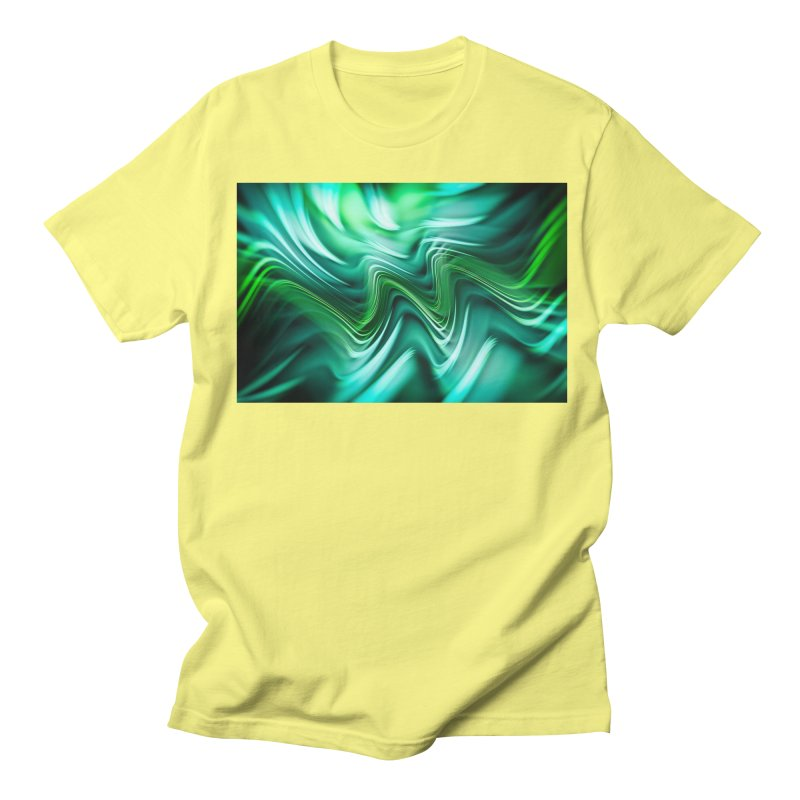 Fractal Art XXXV Men's T-Shirt by Abstract designs