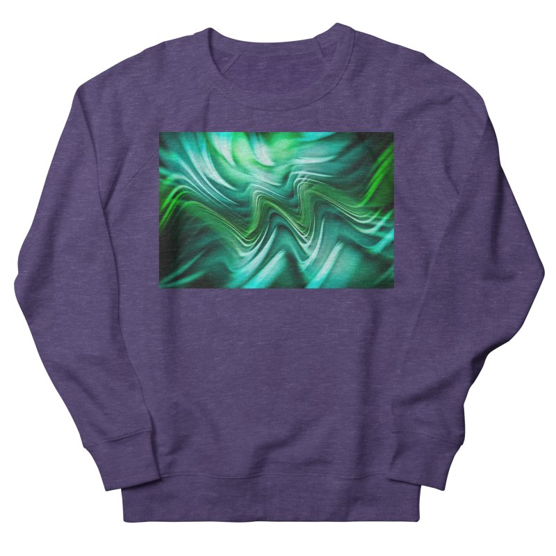 Fractal Art XXXV Women's Sweatshirt by Abstract designs
