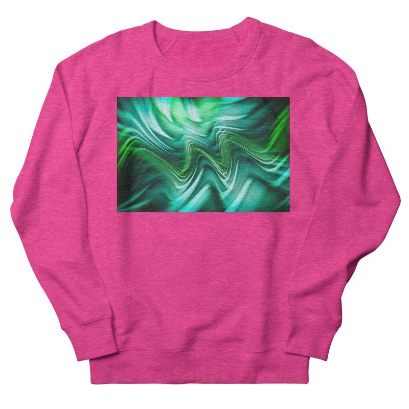 Fractal Art XXXV Women's Sweatshirt by Abstract designs
