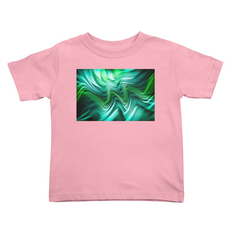 Fractal Art XXXV Kids Toddler T-Shirt by Abstract designs
