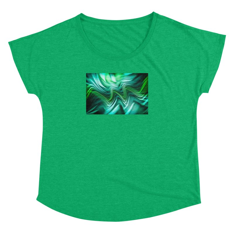 Fractal Art XXXV Women's Dolman by Abstract designs